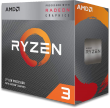 AMD Ryzen 3 3200G 3.6GHz 65W 4C/4T AM4 APU with Radeon Vega 8 Graphics