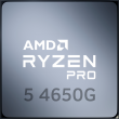 Ryzen 5 PRO 4650G 3.7GHz 6C/12T 65W AM4 APU with Radeon Graphics 7