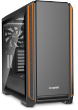 Silent Base 601 Windowed Orange Midi PC Case
