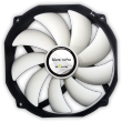 Gelid Silent 14 Pro PWM, 140mm Quiet Case Fan