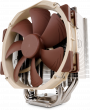 NH-U14S Ultra-Quiet Slim CPU Cooler with NF-A15 fan
