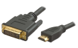 DVI to HDMI 1.8m Monitor Cable