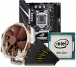 Intel 10th Gen CPU and mini-ITX Motherboard Bundle